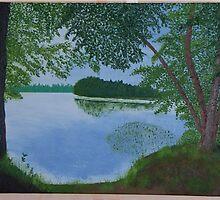 Lake View by dignamar