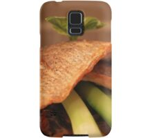 Dinner at Chefleclef's Samsung Galaxy Case/Skin