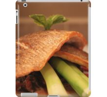 Dinner at Chefleclef's iPad Case/Skin