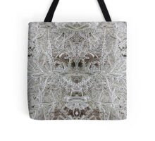 Snow Flake Plant Tote Bag