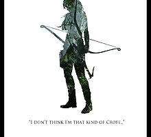 The Tomb Raider  by illucifer