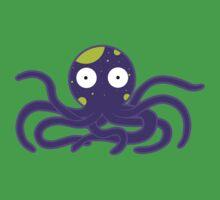 Nuclear Octopus One Piece - Short Sleeve