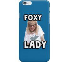 Garth Algar Wayne's World Foxy Lady iPhone Case/Skin