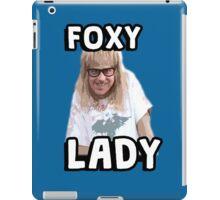 Garth Algar Wayne's World Foxy Lady iPad Case/Skin
