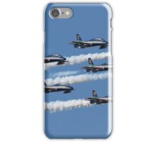 Frecce Tricolori  iPhone Case/Skin