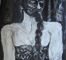 MASQUERADE by GittiArt