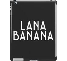 Inspired by American Horror Story - Lana Banana iPad Case/Skin