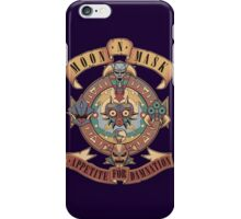 Appetite for damnation iPhone Case/Skin