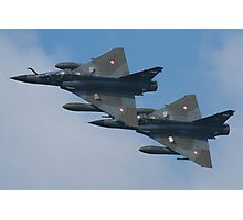 Ramex Delta Duo - Mirage 2000 Photographic Print