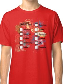 Drink Around the World - EPCOT Passport Classic T-Shirt