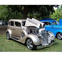 1934 Buick Model 57 Sedan Photographic Print