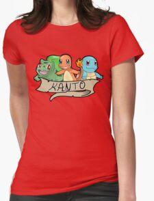 Kanto Starters from Pokemon T-Shirt