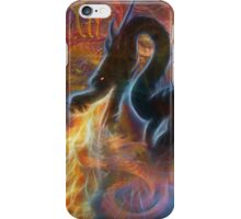 Dragon Fire - By John Robert Beck iPhone Case/Skin