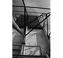 curtain wall holder Photographic Print