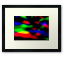 MoodWall                     Touch Framed Print