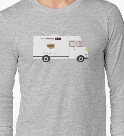 Biggie Smalls Food Truck - Notorious BLT Long Sleeve T-Shirt