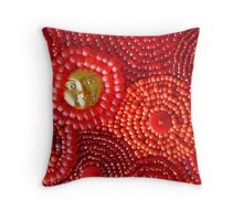 Women's Woes Throw Pillow