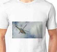 Militar helicopter Unisex T-Shirt