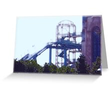 Magical Mystery Ride Greeting Card