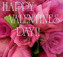 Valentines Card by WildestArt
