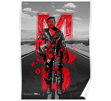 MAD HARDY FURY ROAD Poster
