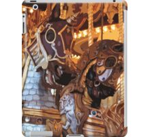 The Golden Age of The Carousel iPad Case/Skin