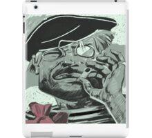 Anarchist Sailor iPad Case/Skin