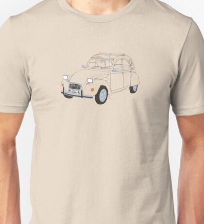 Citroën 2CV Unisex T-Shirt