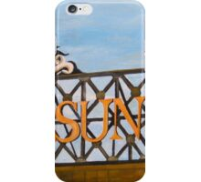 Orioles Scoreboard iPhone Case/Skin