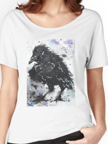 Old Crow Women's Relaxed Fit T-Shirt