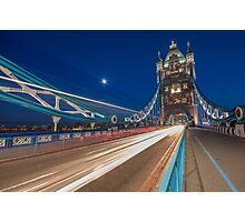 Tower Bridge London Photographic Print