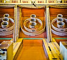 Skee Ball Vintage Boardwalk Game by JerryINOCMD