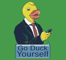 Go Duck Yourself by wytrab8
