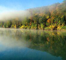 Early Morning Fog by Lyndsay81