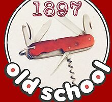 Old School 1897 Knife by Prussia