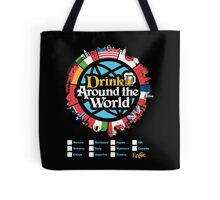 Drink Around the World - EPCOT Tote Bag