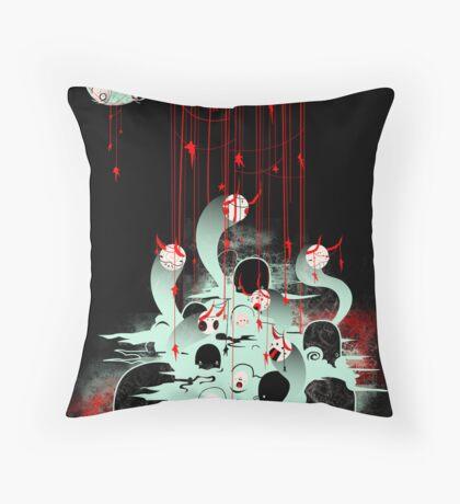 Stargazers Throw Pillow