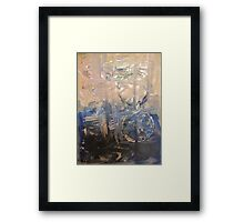 Destiny  by Amber Feng Shui Art Framed Print