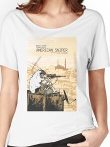 American Sniper Women's Relaxed Fit T-Shirt