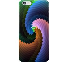 Spiral Ridges-Available As Art Prints-Mugs,Cases,Duvets,T Shirts,Stickers,etc iPhone Case/Skin