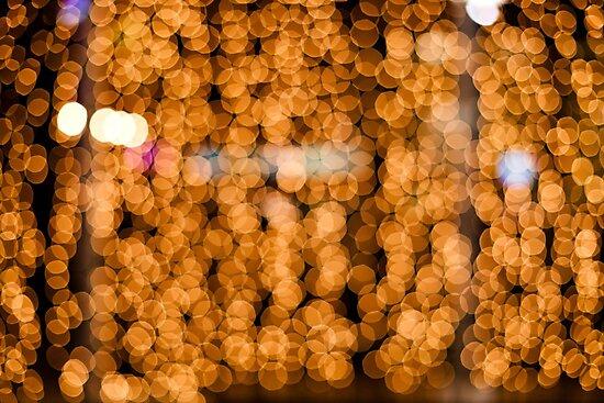 golden circles by Victor Bezrukov