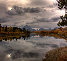 Oxbow Bend by steini