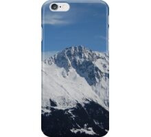 French Alps 2 iPhone Case/Skin