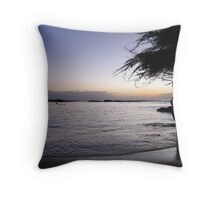 Hawaiian Sunset I Throw Pillow