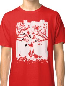 The Lonely Fox Classic T-Shirt