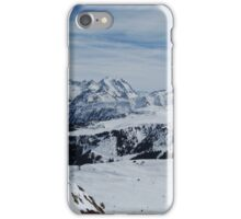 French Alps 3 iPhone Case/Skin