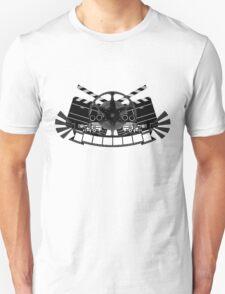 Vintage Style Film Design T-Shirt