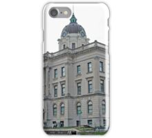 McLean County Museum of History iPhone Case/Skin