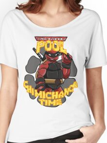 Teenage Mutant Ninja Pool! Women's Relaxed Fit T-Shirt