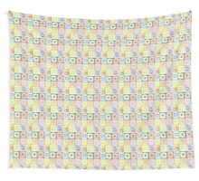 Granny Squares Wall Tapestry